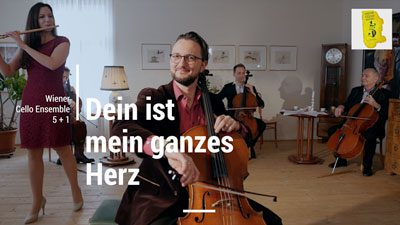 Musikvideo Wiener Cello Ensemble 5+1