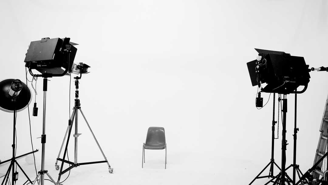 Lichtgestaltung für Businessvideos